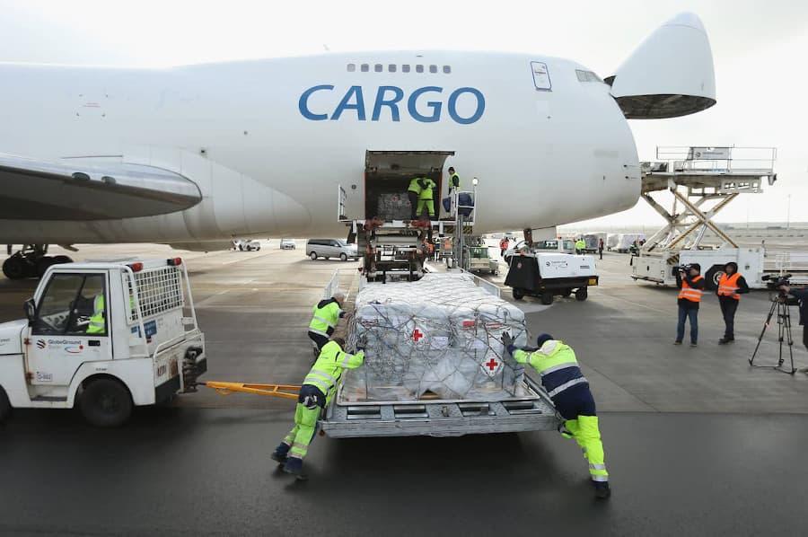 cargo flights